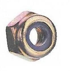 DADI AUTOBLOCCANTI M 5  inox A2 DIN 982 CF.100 PZ