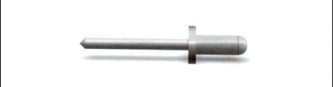 Rivetti alluminio e inserti filettati