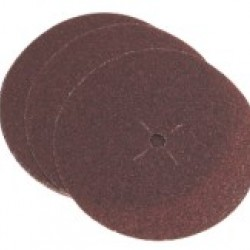15 dischi carta abrasiva diametro mm 125 gr.120