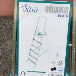 SCALE ALLUMINIO OLIMPICA 4 GRADINI
